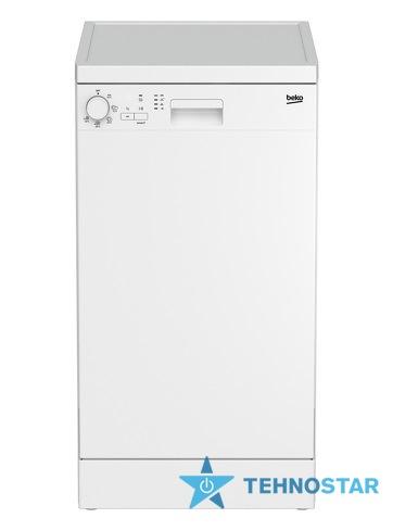 Фото - Посудомоечная машина Beko DFS 05010 W
