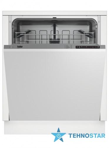 Фото - Посудомоечная машина Beko DIN 15210