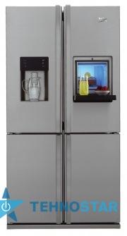 Фото - Холодильник Beko GNE134621X