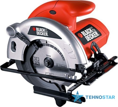 Фото - Электропила Black-Decker CD601A