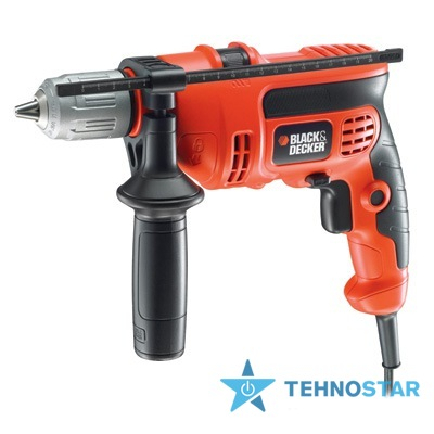 Фото - Дрель Black-Decker CD714CRESKA