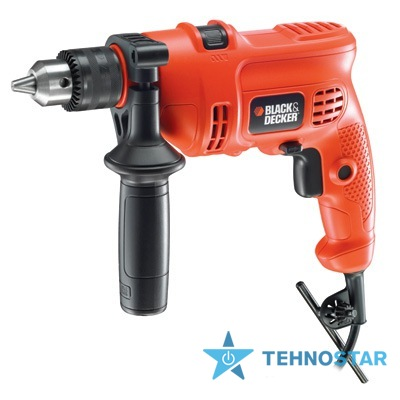 Фото - Дрель Black-Decker KR504RE
