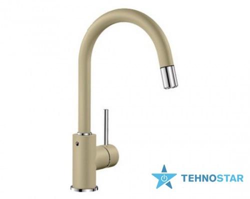 Фото - Смеситель для кухни Blanco MIDA-S 521459 шампань