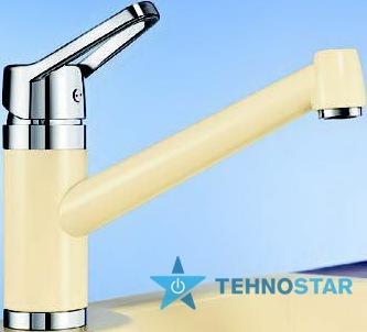 Фото - Смеситель для мойки Blanco ACTIS ceramic 514977 хром/ваниль