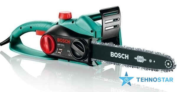 Фото - Цепная пила Bosch AKE 35 S 0600834500
