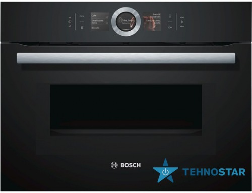 Фото - Электрический духовой шкаф Bosch CMG 636BB1