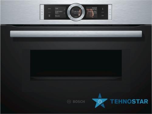 Фото - Электрический духовой шкаф Bosch CMG6764S1