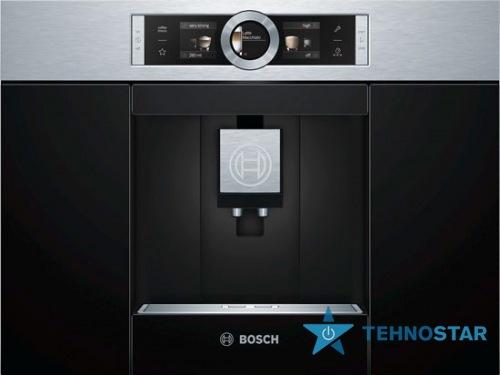 Фото - Встраиваемая кофемашина Bosch CTL636ES1