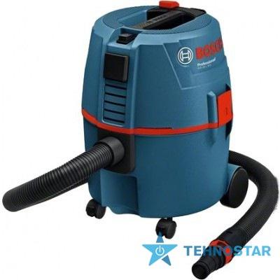 Фото - Промышленный пылесос Bosch GAS 20 L SFC 060197B000