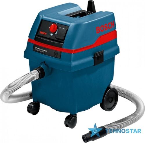 Фото - Промышленный пылесос Bosch GAS 25 L SFC 0601979103