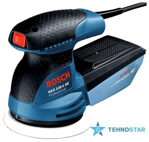 Фото - Шлифовальная машина Bosch GEX 125-1 AE 0601387500