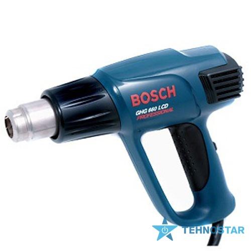 Фото - Термовоздуходувка Bosch GHG 660 LCD 0601944703