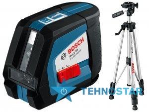 Фото - Нивелир Bosch GLL 2-50 + BS 150 0601063105