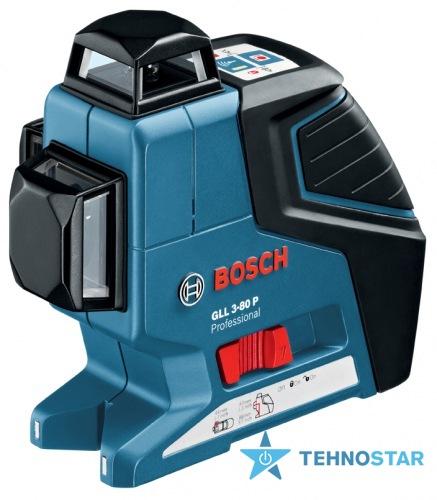 Фото - Нивелир Bosch GLL 3-80 P  + вкладка под L-Boxx  0601063305