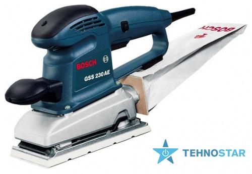 Фото - Шлифовальная машина Bosch GSS 230 AE 0601292670