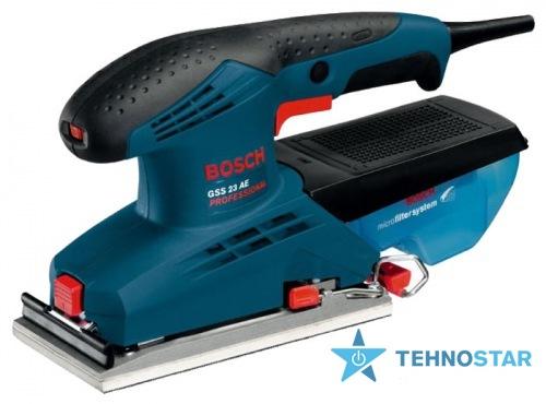 Фото - Шлифовальная машина Bosch GSS 23 AE 0601070721