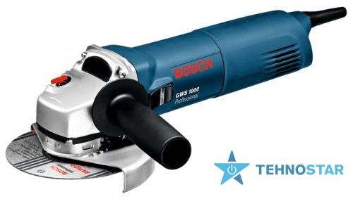Фото - Шлифовальная машина Bosch GWS 1000 0601821800