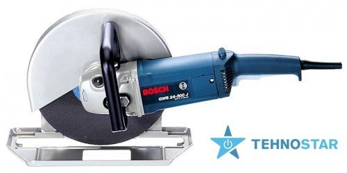 Фото - Шлифовальная машина Bosch GWS 24-300 J 0601364800