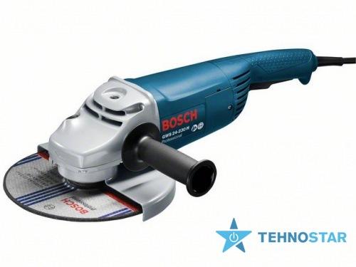 Фото - Шлифовальная машина Bosch GWS 24-230 H 0601884103