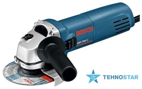 Фото - Шлифовальная машина Bosch GWS 780 C 0601377790