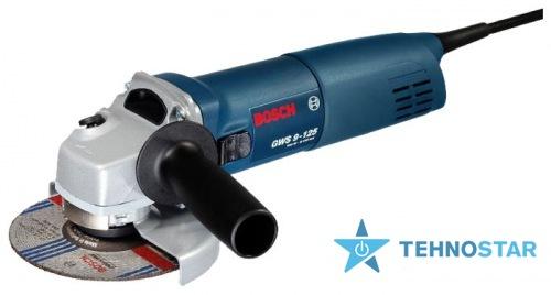 Фото - Шлифовальная машина Bosch GWS 9-125 0601791000