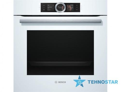 Фото - Электрический духовой шкаф Bosch HBG 676EW1