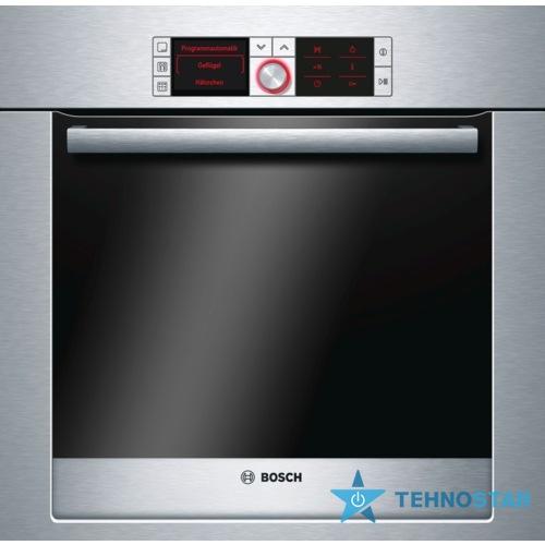 Фото - Электрический духовой шкаф Bosch HBG 78B750 (68 программ, пиролитическая очистка)