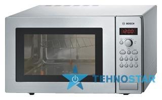 Фото - Микроволновая печь Bosch HMT 84 G 451