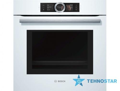 Фото - Электрический духовой шкаф Bosch HNG6764W1