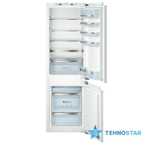 Фото - Встраиваемый холодильник Bosch KIS86AF30
