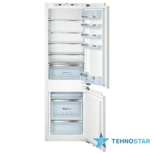 Фото - Встраиваемый холодильник Bosch KIS86KF31