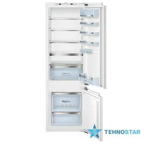 Фото - Встраиваемый холодильник Bosch KIS87AF30