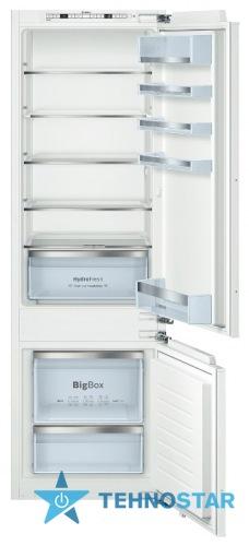Фото - Встраиваемый холодильник Bosch KIS87KF31