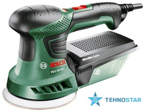Фото - Шлифовальная машина Bosch PEX 300 AE 06033A3020