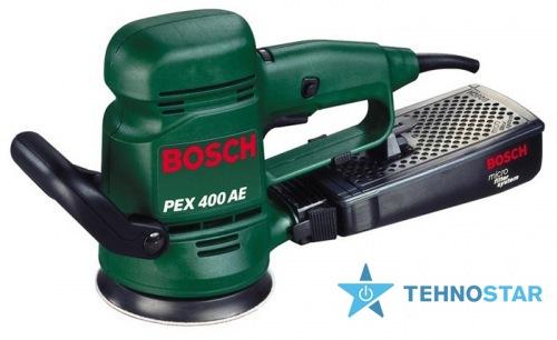 Фото - Шлифовальная машина Bosch PEX 400 AE 06033A4020