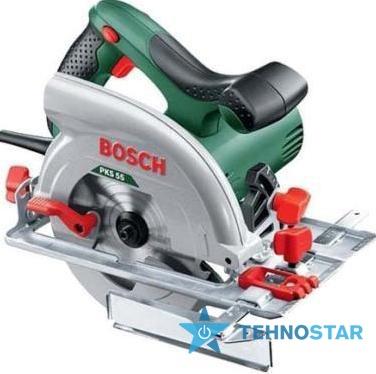 Фото - Электропила Bosch PKS 55 0603500020