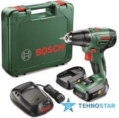 Фото - Шуруповерт Bosch PSR 1440 LI-2 (2 акк.)