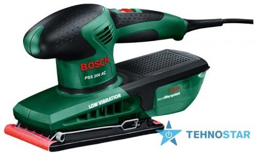 Фото - Шлифовальная машина Bosch PSS 200 AC 0603340120