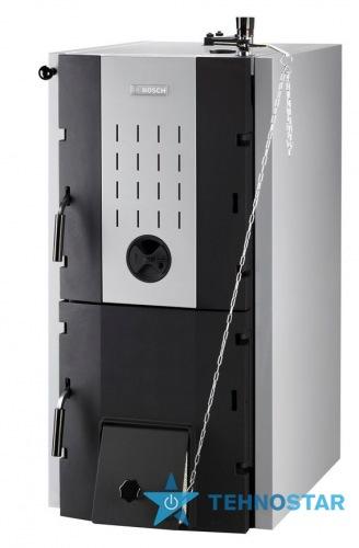 Фото - Твердотопливный котел Bosch SFU 40 HNC