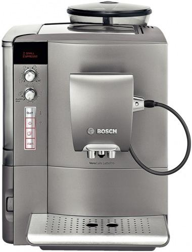 Фото - Эспрессо кофеварка Bosch TES 50621 RW