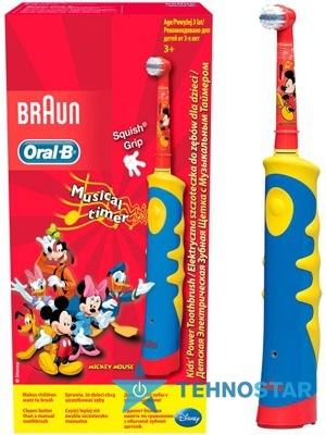 Фото - Электрическая зубная щетка Braun Oral-B D10.513