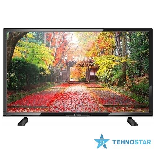 Фото - LED телевизор Bravis LED-24F1000 black