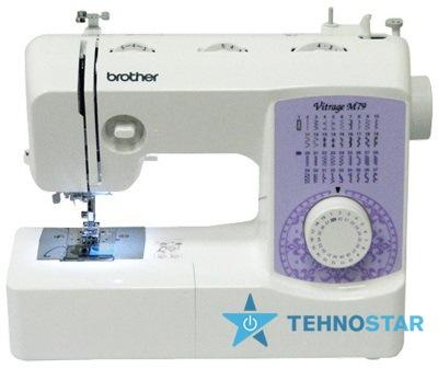 Фото - Швейная машинка Brother Vitrage M 79