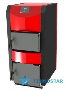 Фото - Твердотопливный котел Burnit WBS AC 40 kW