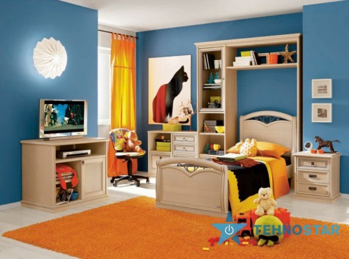 Фото - Кровать Camelgroup Кровать с ковкой ручной работы Curvo Fregio 120х200 с изножьем