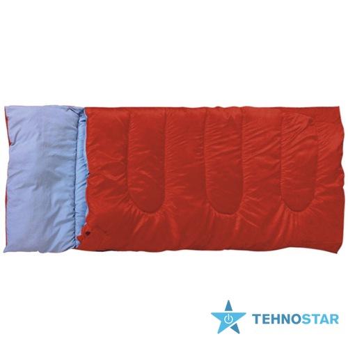Фото - Спальник Camping Rest с подушкой красный