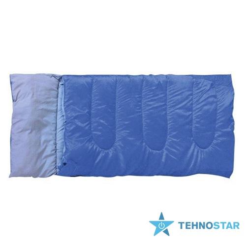 Фото - Спальник Camping Rest с подушкою синій