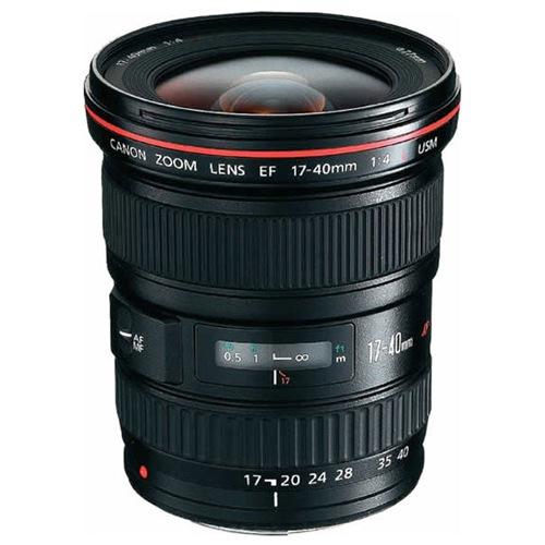 Фото - Объектив Canon EF 17-40mm f/4.0L USM