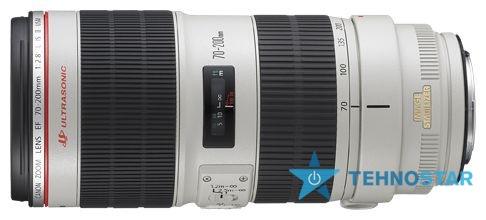 Фото - Объектив Canon EF 200mm f/2.8L II USM