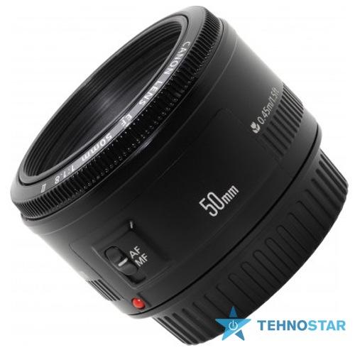Фото - Объектив Canon EF 50mm f/1.8 II
